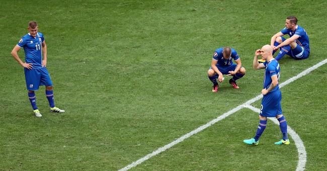 Heartbreak for Ronaldo, Iceland at Euro 2016