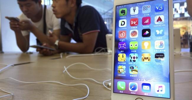 Apple ordered to suspend iPhone 6 sales in Beijing