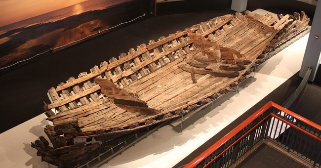 Restoration done on vessel that sank more than 300 years ago