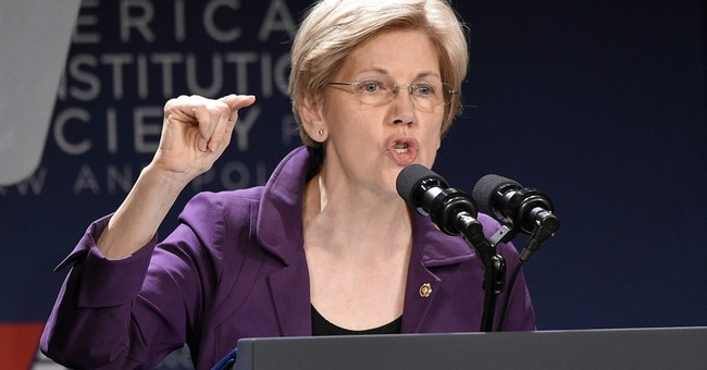 Warren relishes role as attack dog against Donald Trump
