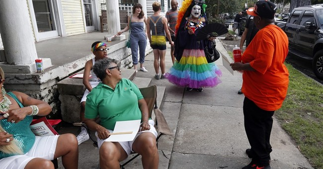 Gay pride events festive but some concerned after Orlando