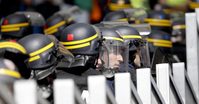 557 'violent supporters' arrested so far at Euro 2016