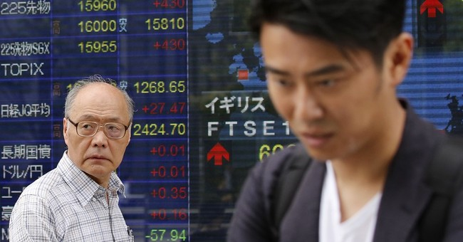 Asian stocks leap as fears ease over British vote on EU