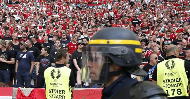 UEFA charges Hungary for fan disorder at Euro 2016 match