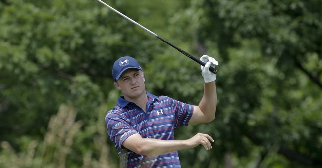 US Open: Johnson breaks a rule and his championship drought