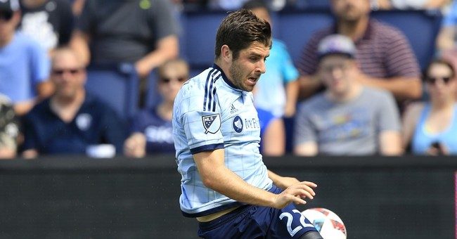 Feilhaber, good luck help Sporting KC top FC Dallas 2-0