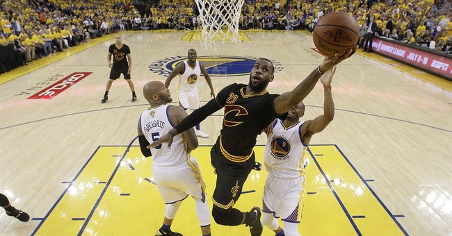 Game 7 draws top NBA Finals rating since Jordan's last title
