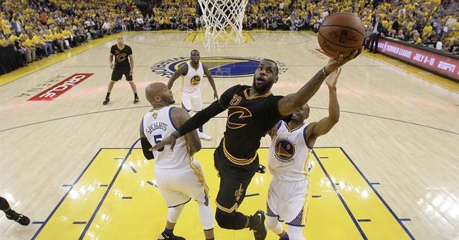 Game 7 draws top NBA Finals rating since Jordan's last title