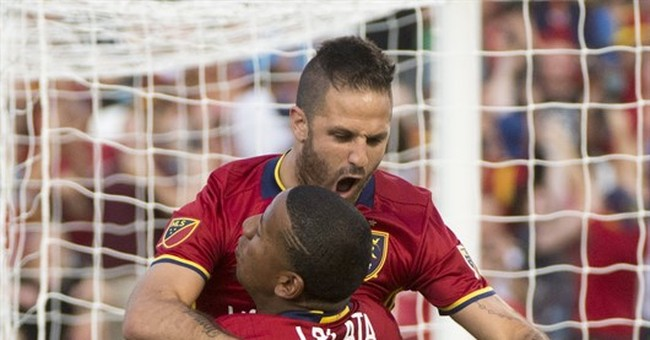 Movsisyan's PK lifts Real Salt Lake to 2-2 draw with Timbers