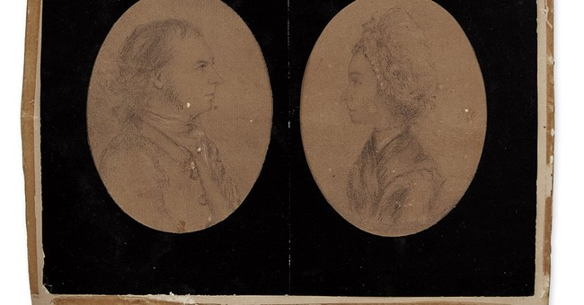 1776 portrait drawn by British spy John Andre is up for sale