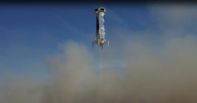 Reusable unmanned rocket makes 4th successful Texas flight