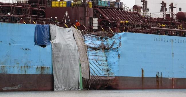 Union blames 2015 Houston Ship Channel collision on fuel