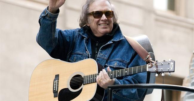 Singer Don McLean, wife, finalize divorce