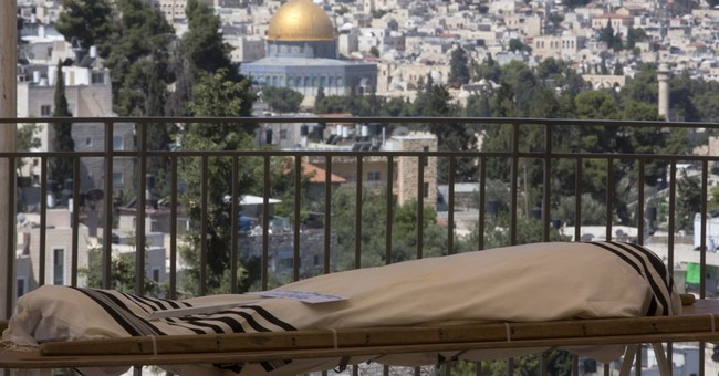 American patron of Israeli settlers buried in east Jerusalem