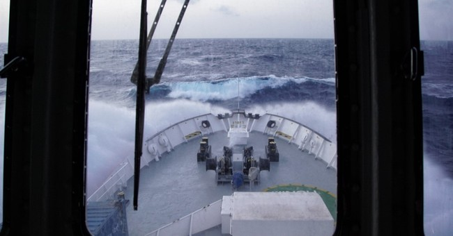 The Latest: EU boosts naval mission in Mediterranean