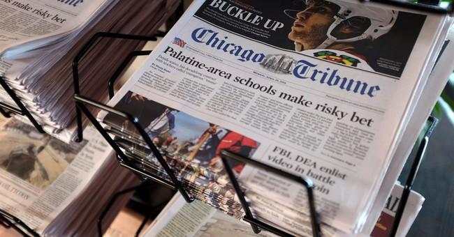 It's official: LA Times owner Tribune changes name to Tronc