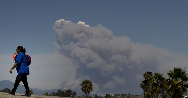 New fires erupt in California as heatwave sears Southwest