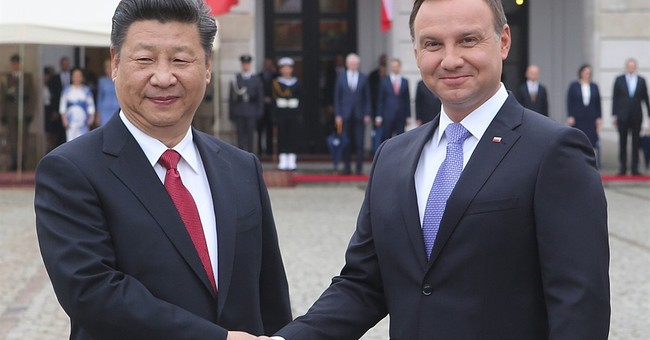 China's president Xi visits Poland to boost trade, business