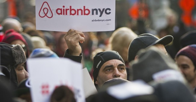 Measure to curb illegal Airbnb listings heads to NY governor