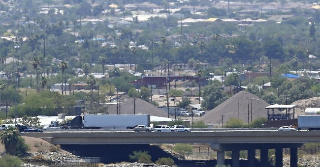 Extreme heatwave grips Southwest on 1st day of summer