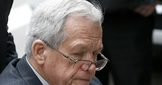 Inmate No. 47991-424: Hastert to report to prison soon