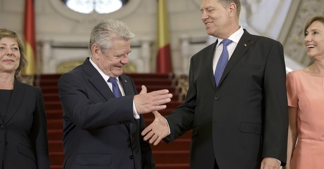 Romanian and German president discuss Moldova, security