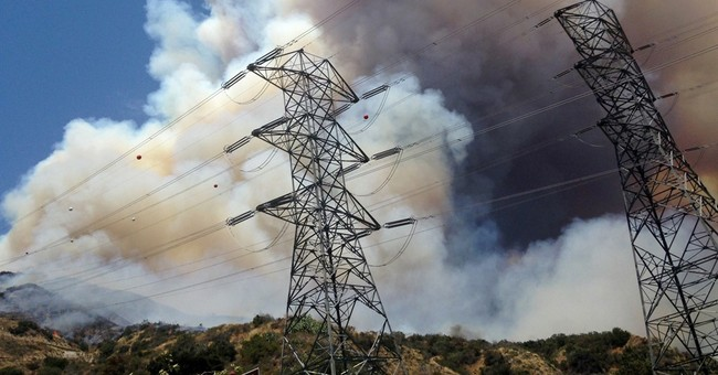 The Latest: Containment begins on LA-area wildfires