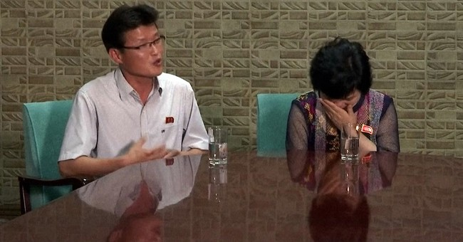 Before hearing, Pyongyang pushes claim South abducted women