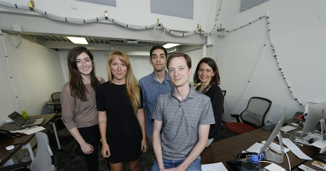 Neighborhood watch: Online startups tackle local news
