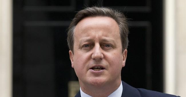 The Latest: Ex-London mayor, successor debate leaving EU