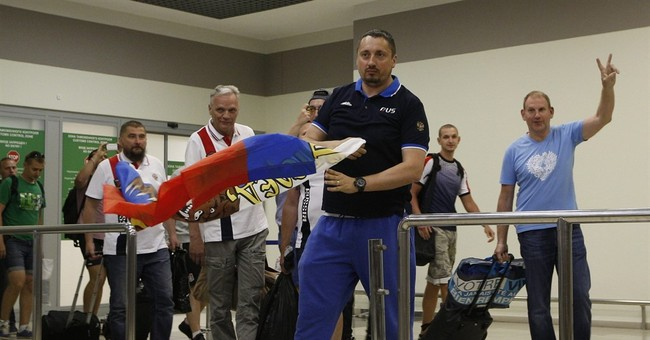 Russian fan union chief being deported from France _ again