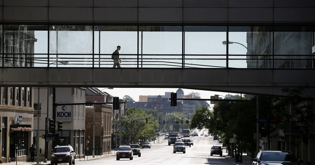 Cities face new urban problem: their own skywalks