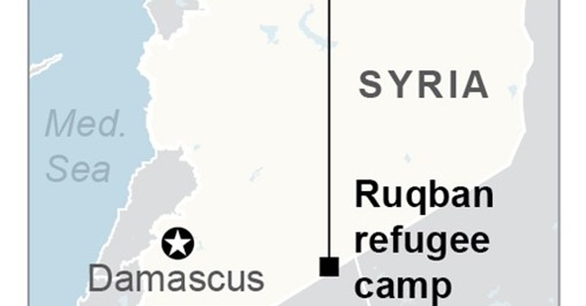 Suicide attack on Jordan army post near Syria border kills 6