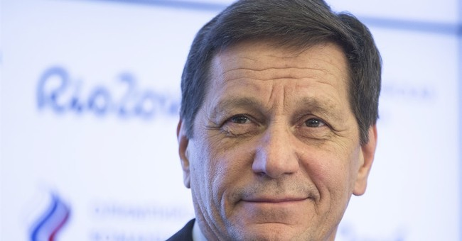 Head of Russian Olympic Committee takes swipe at US runners