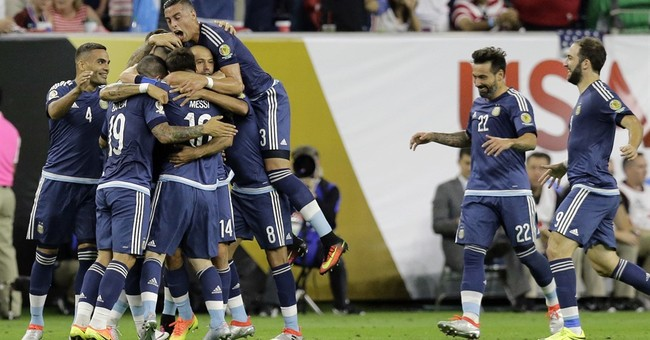 Gap between US and world elites evident in loss to Argentina