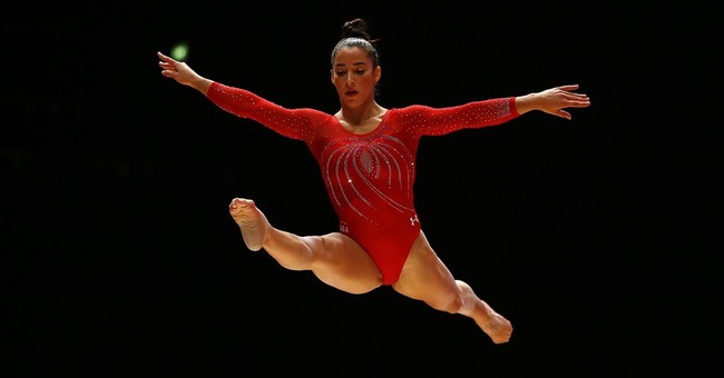 In a 'one and done' world, Raisman and Douglas try again