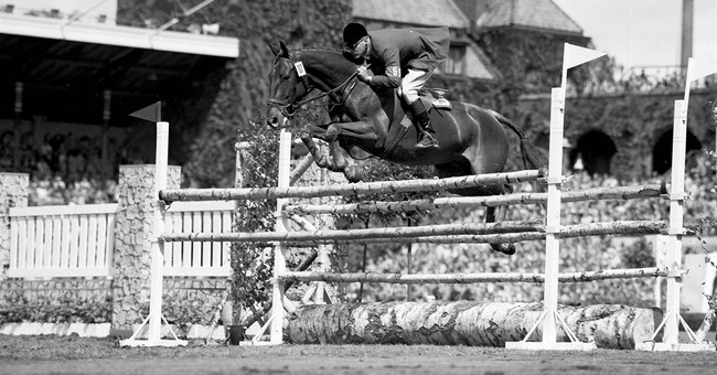 Frank Chapot, Olympic show jumper and coach, dies at 84