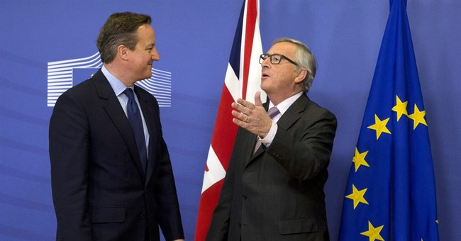 Britain rues the rules from EU_ pass the olive oil, please!