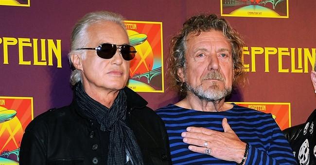 The Latest: Led Zeppelin thankful 'Stairway' rift is settled