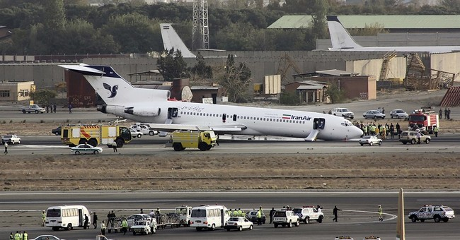 Boeing says it signs historic sales agreement with Iran Air