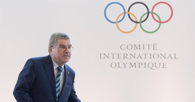 The Latest: Russian sports ministry supports zero tolerance
