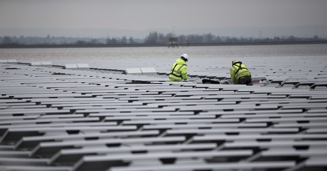 Without Britain, EU emissions drop not as steep