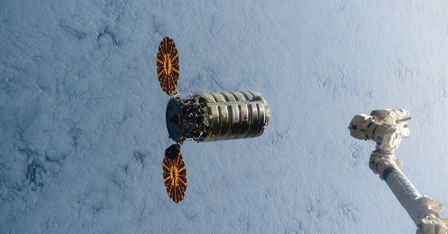 Capsule full of Space Station junk set to burn up over Earth