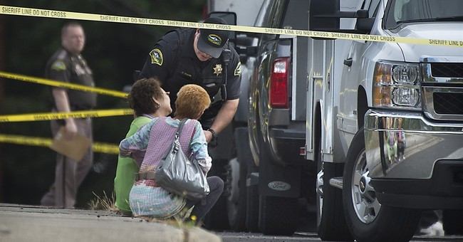 3 dead, 1 hurt in shooting in Washington state; meth found