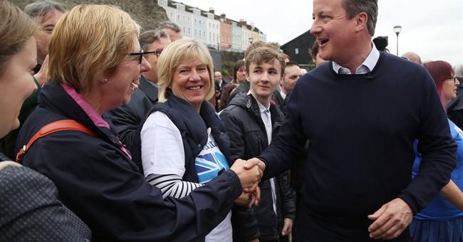British politicians make final appeals in EU vote campaign
