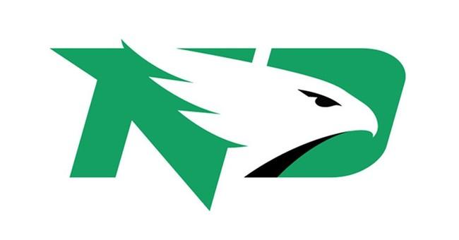 University of North Dakota unveils Fighting Hawks logo