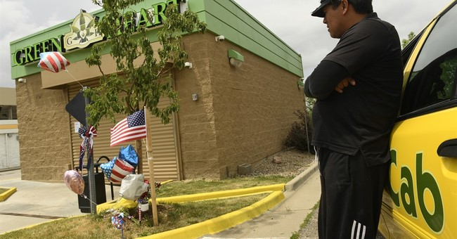 Pot-shop killing in Colorado raises security fears