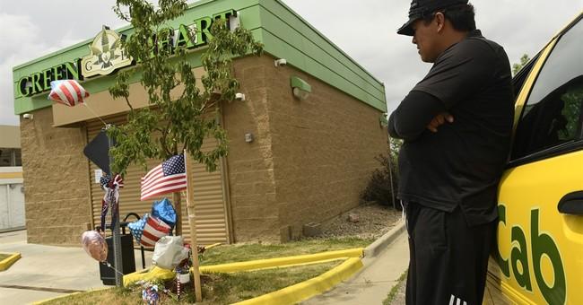 Pot-shop killing in Colorado raises security fears