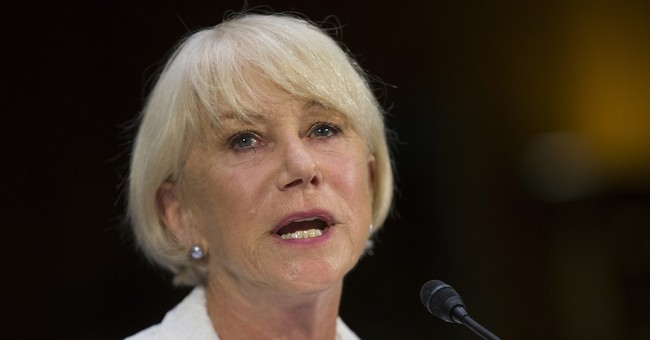 Actress Helen Mirren rejects efforts to boycott Israel