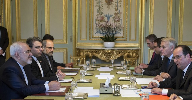 France looks to fan nuke deal momentum with Iran's minister